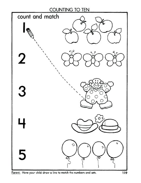 learningenglish-esl: COUNTING TO TEN