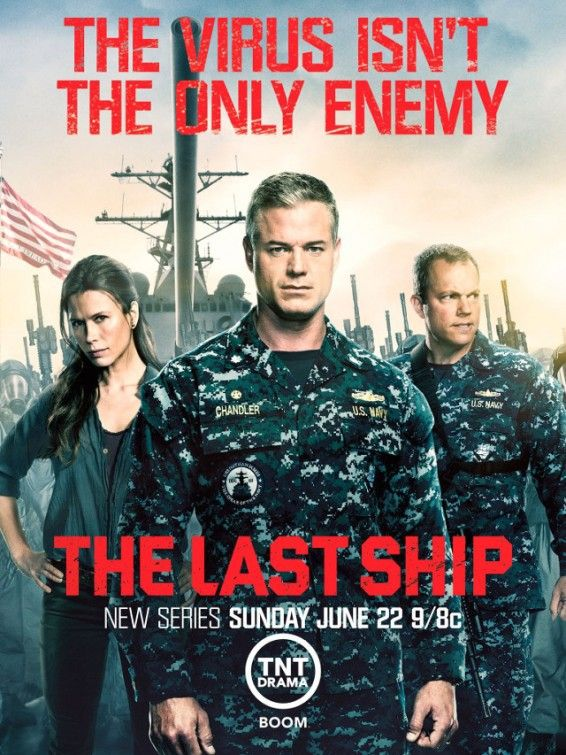 The crew of a naval destroyer is forced to confront the reality of a new existence when a pandemic kills off most of the earth's population.