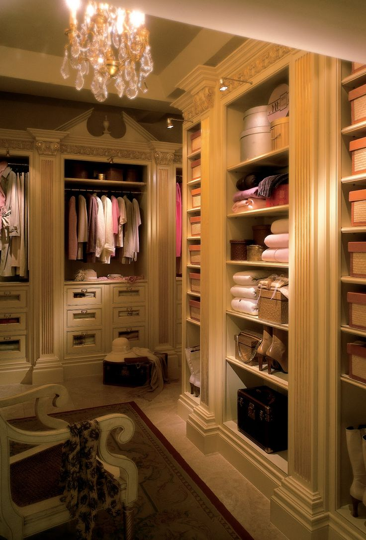 Luxury Walk In Closet 580 Best Closet Space Images On Pinterest Closet Space Dresser