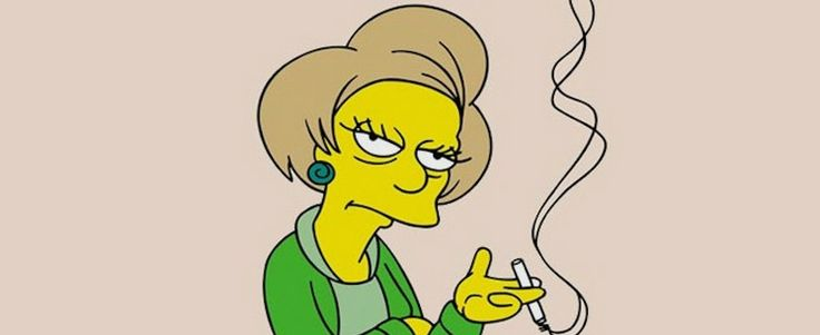 A paper by Maggie Simpson and Edna Krabappel was accepted by two scientific journals - Vox