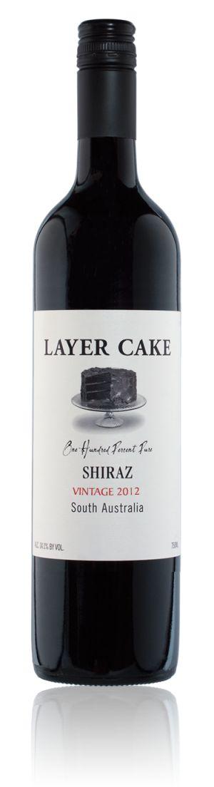 Layer Cake Shiraz ($15.99) - layered with rich blackberry, dark cherries and hints of dark, creamy chocolate ganache