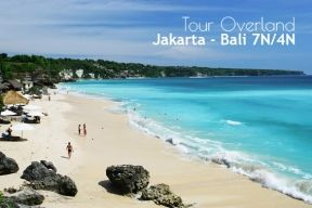 7D/4N Amazing Holiday! Enjoy Special Tour Overland Jakarta-Bali with RMM Organizer, Starting from Rp 1.200.000,- Nett