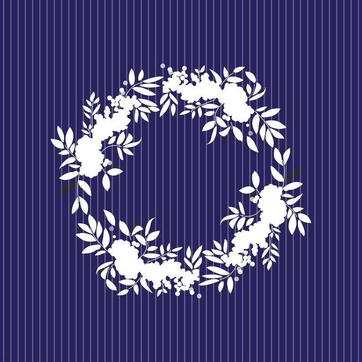 Vector Illustration. Sorbus.  #krapivinairina  #моиработы #векторнаяиллюстрация #illustrator