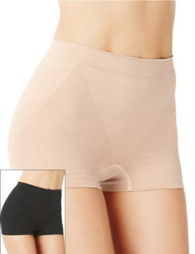 2 Pack Light Control Santoni Shorts - Marks & Spencer