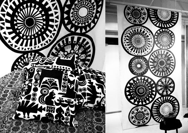 Love the boldness of these grayscale patterns. I *think* the mandalas are my favorite, but it is a hard choice.