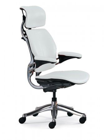 White Ergonomic Office Chair  sc 1 st  Pinterest : office stool ergonomic - islam-shia.org
