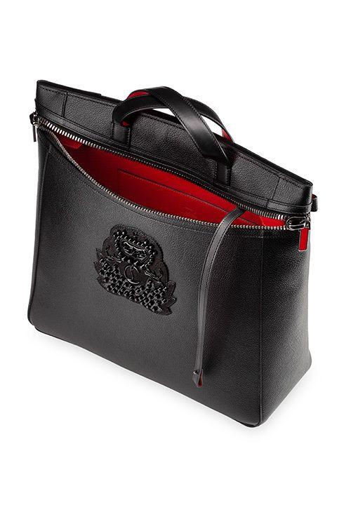 クリスチャン ルブタンの新作メンズバッグ「Cabado」トートバッグとバックパックの2way仕様 写真9