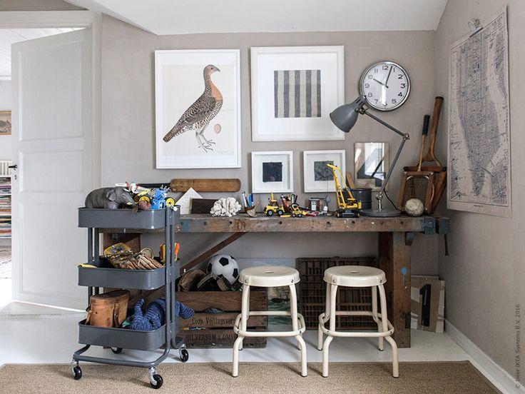 25 beste idee n over werkbank voor kinderen op pinterest kinderwerkbank kindermeubelen en. Black Bedroom Furniture Sets. Home Design Ideas