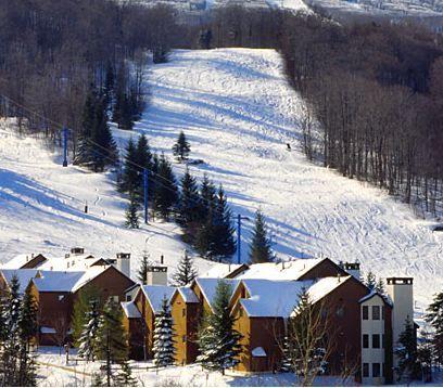 Killington Ski Resort - Killington, Vermont, USA. This would be awesome...but I will never do it....