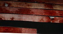 Samples of Etruscan script - Wikipedia