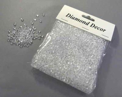 diamond decor (mom's bday)