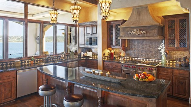 mediterranean kitchens - Google Search