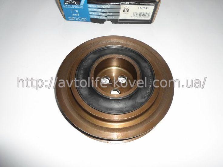 Ширина (мм): 26 мм Внутренний диаметр: 13 мм Внешний диаметр [мм]: 168 мм Количество ребер: 6 Необходимое количество: 1