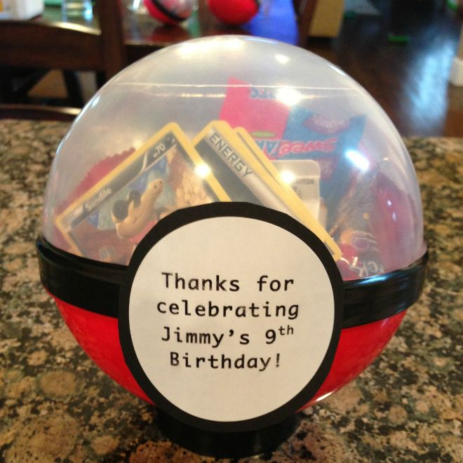 Gotta catch 'em all—birthday party ideas that is. Plan the perfect Pokémon birthday party, complete with crafts, goodie bags, games, cake and more.