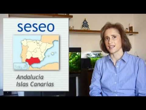 http://www.practiquemos.com - Have you ever noticed the differences between Spanish of Spain and Spanish of Latin American countries? Listen to the pronuncia...