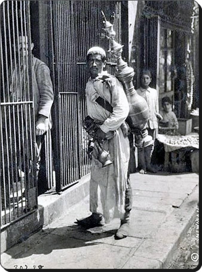 Osmanlı'da Şerbetçi