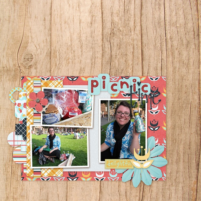 photos + wood + alpha | ** Layout Love ** | Pinterest