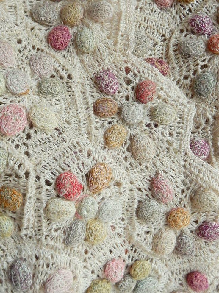 """Texture"" Linen Scarf - Small PR"