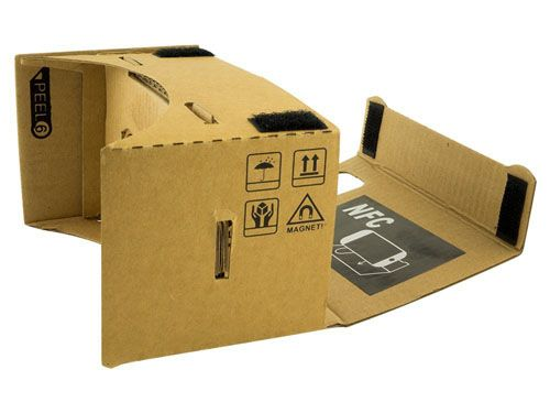 10. Google Cardboard