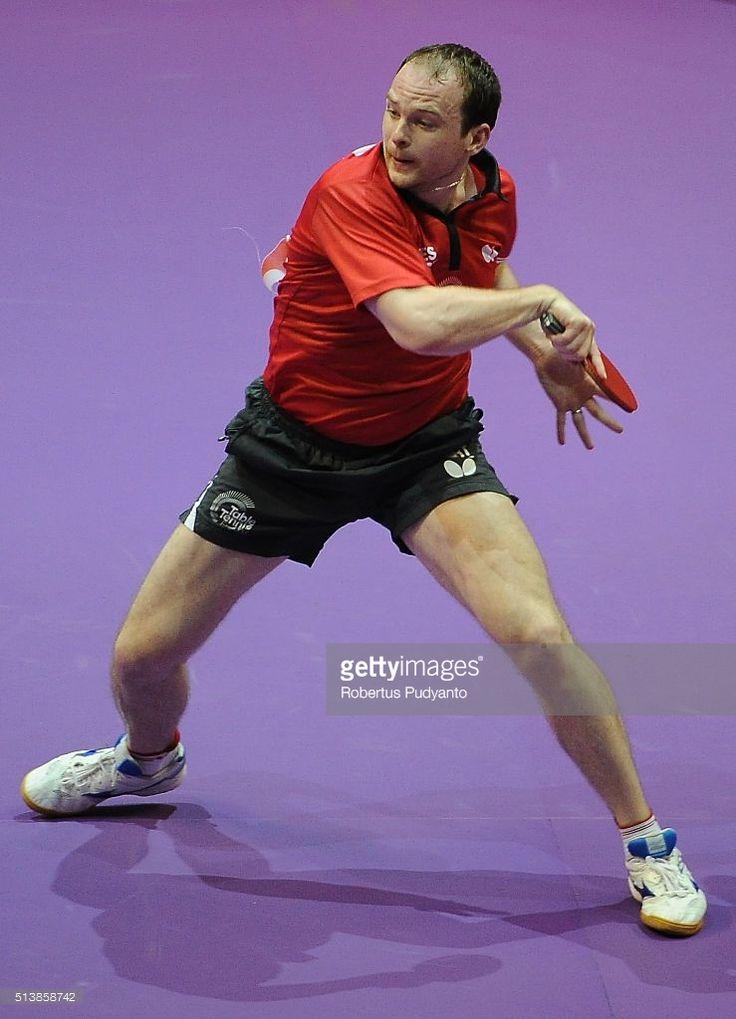 Paul Drinkhall - Table Tennis. Men's singles.