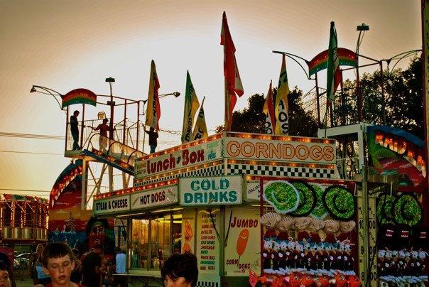 Johnson County Fair: located in Johnson County, Kansas