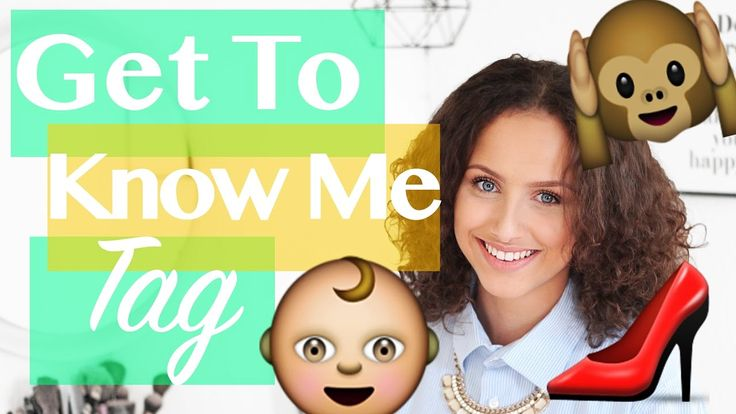 Get to know me! #Tag #Youtube #funny #girl #gettoknowme
