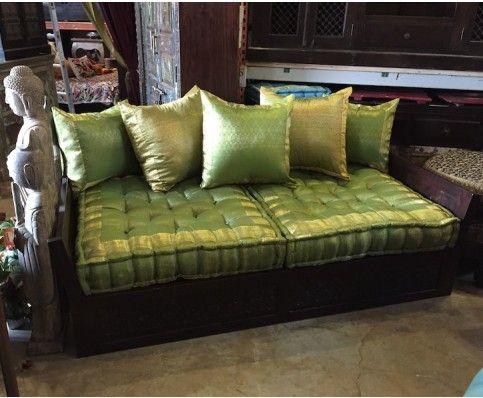 Jazz Sari Base Cushions