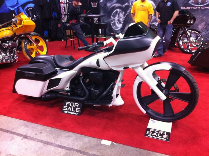 H-D street glide custom