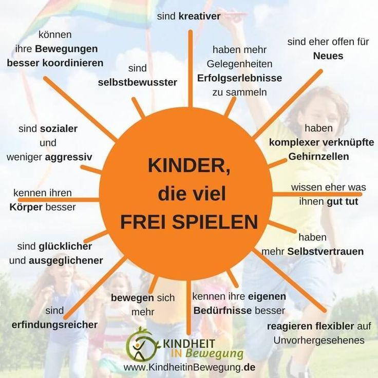 Sonne Kinder Und Erziehung Kindergartenbeginn