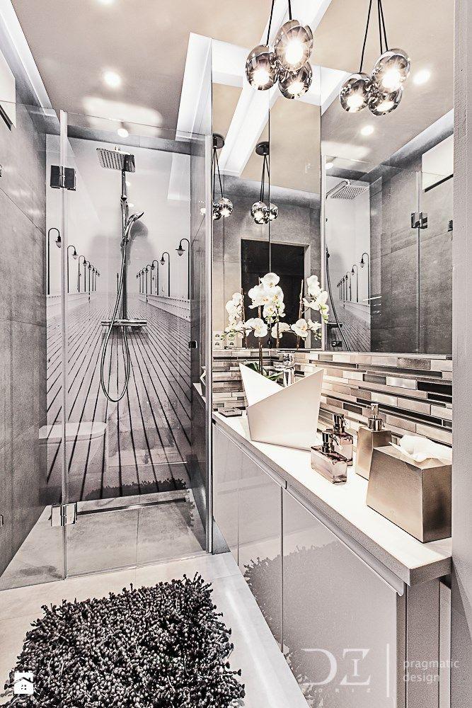 łazienka męska - zdjęcie od Doriz Pragmatic Design - Łazienka - Styl Nowoczesny - Doriz Pragmatic Design