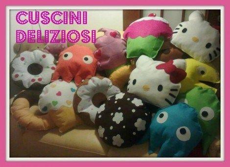 Cuscini Deliziosi - Lemon tube Blog Magazine