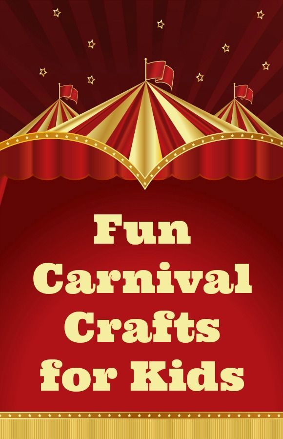 Host a Fun Party with Carnival Crafts for Kids