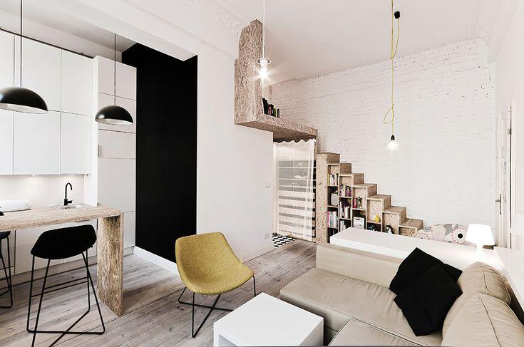 Comment optimiser un 29 m² |MilK decoration