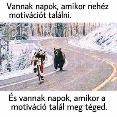 Tanulság: ne menj télen biciklizni!