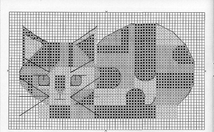 (3) Gallery.ru / Foto # 67 - Puckerbrush, disegni da i quadri di Charles Harper - natalytretyak