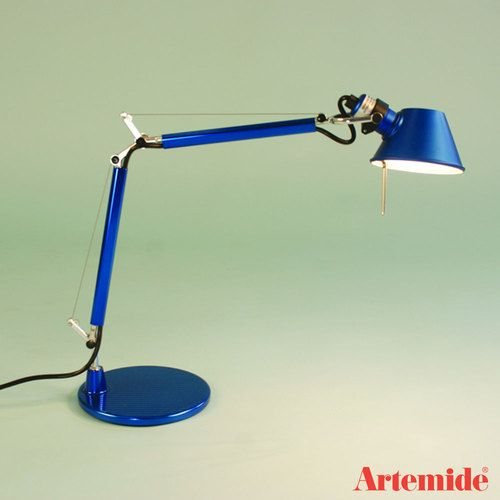 Artemide Tolomeo Micro Blue available at AllModernOutlet.com