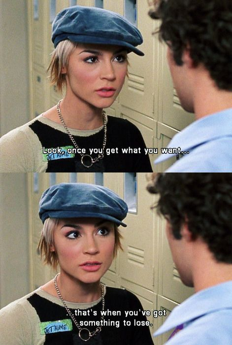 even though I'm not a big fan of Anna in the OC, this is good advice :)