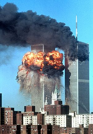 """25. """"Time is passing. Yet, for the United States of America, there will be no forgetting September the 11th. We will remember every rescuer who died in honor. We will remember every family that lives in grief. We will remember the fire and ash, the last phone calls, the funerals of the children."""" - President George W. Bush, November 11, 2001"""