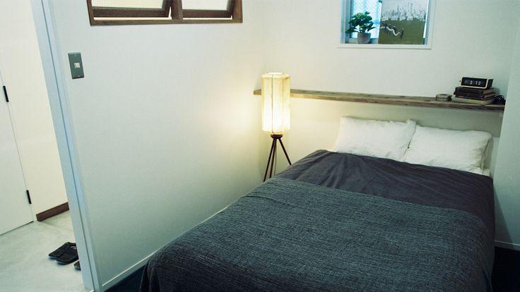 セレクト型リノベーションTOLAモデルルーム|寝室