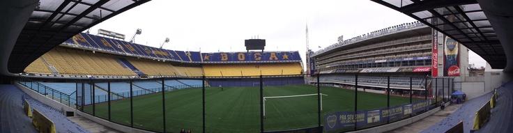 Boca`s Stadium