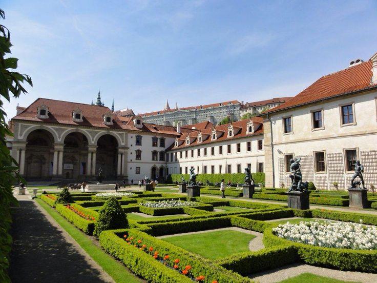 Paleistuin Waldstein, Praag
