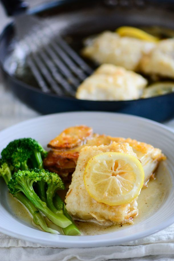 Pan Fried Fish For A Traditional Simple Supper Lynne Curry Recipe Pan Fried Fish Fried Cod Fried Cod Fish