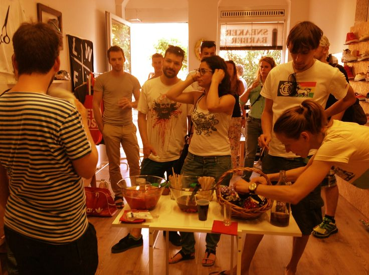 #medopiatej #ceramelshop x #sneakerbarber #popupstore #bratislava