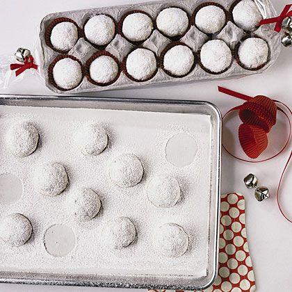 Pecan Snowballs Recipe | MyRecipes