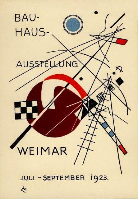 Le curieux Monsieur Cocosse | Journal: Bauhaus Exhibition posters (1923)