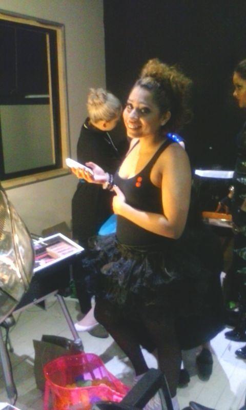 Blo @ L'Oreal TechniArt Haire Show