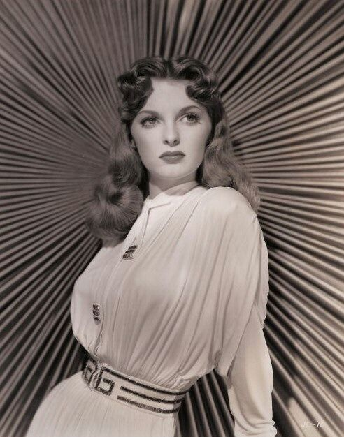 Julie London: Universal Studios publicity shots, 1940s