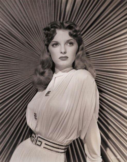 Julie London: Universal Studios publicity shots, 1940s