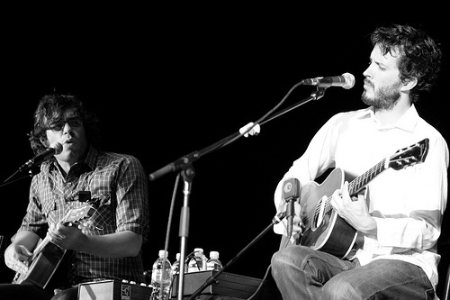 Flight of the Conchords - Jemaine Clement and Bret McKenzie