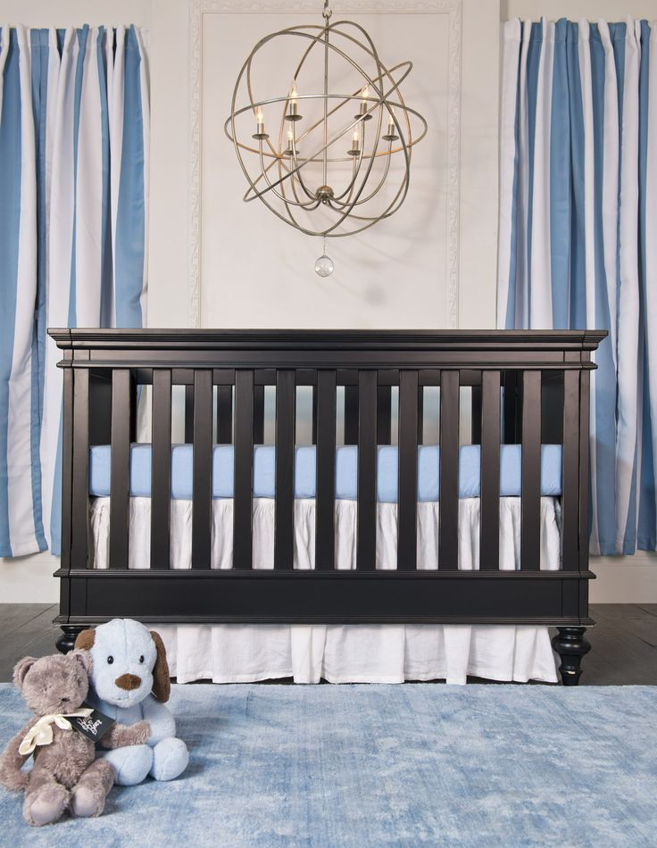 crib cribs attached best contemporary with changing black table baby